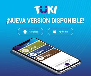 TUKI - Nueva versión disponible